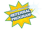 Lawn Care Referral Program
